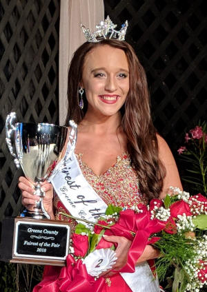 2018 Fairest of the Fair - Bailey Cheek