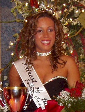 Jessica Jarrell - 2005 Greene County Fairest of the Fair